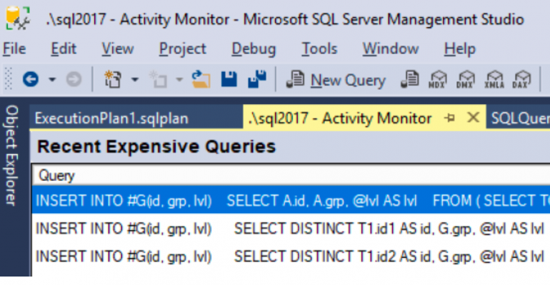 Grouping connected items SQL Server