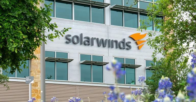 Solarwinds headquarters in Austin, Texas
