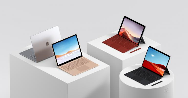 Surface Family October 2019 Launch