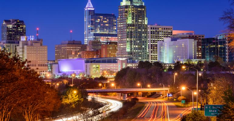 is raleigh the east coasts silicon valley it pro