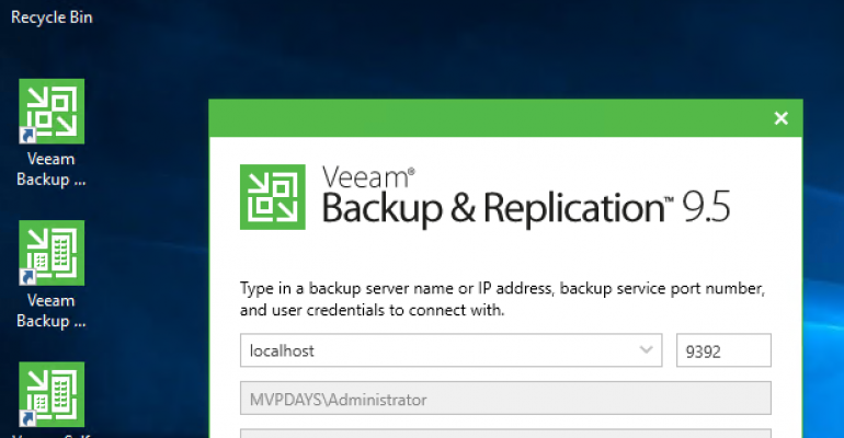 PowerShell Script to Deploy Veeam Backup & Replication | IT Pro