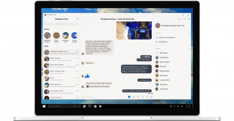 Workplace Chat for Windows
