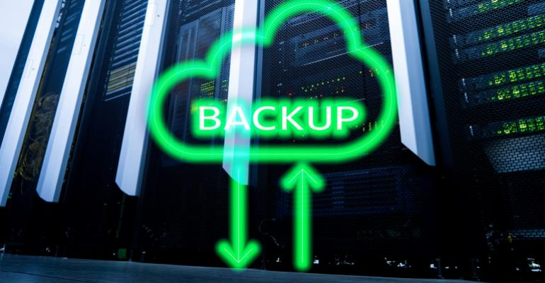 backup in the cloud