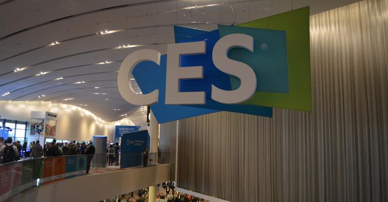 CES 2018 Logo Hero