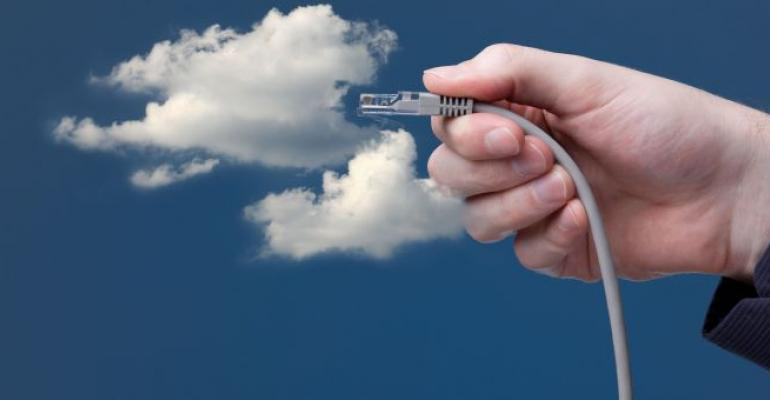 Plugging into the cloud