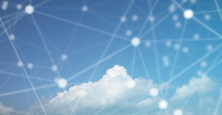 cloud computing sky
