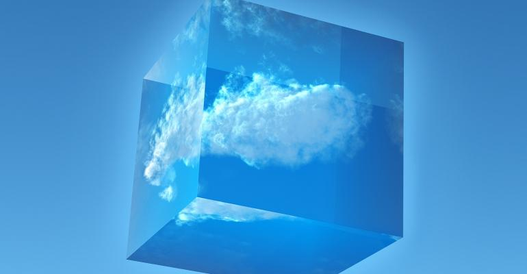 cloud in a box