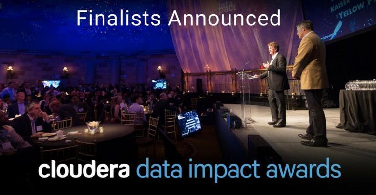 Data Impact Awards