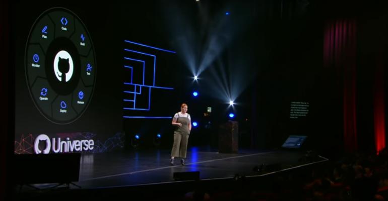 Dana Lawson at GitHub Universe