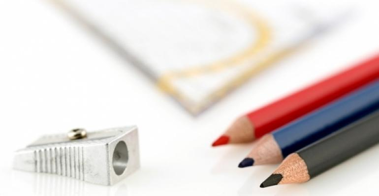 drawing pencils and tools