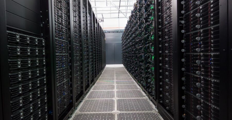 Inside a Dropbox data center