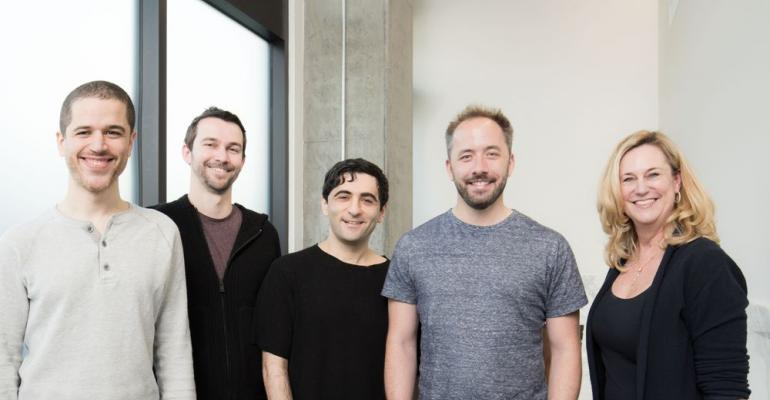 Dropbox and HelloSign executives