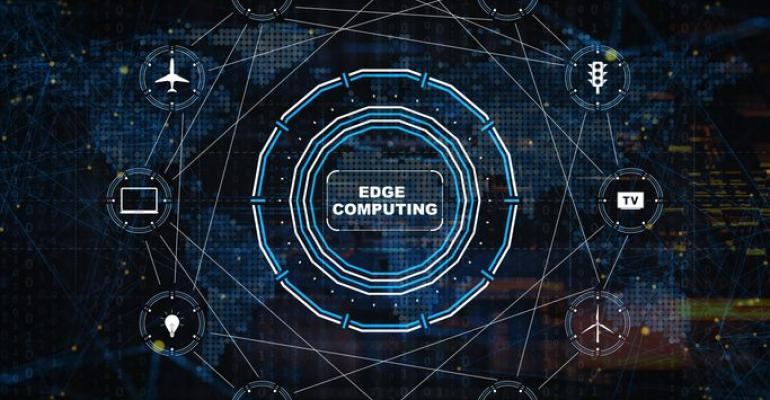 Edge computing concept art