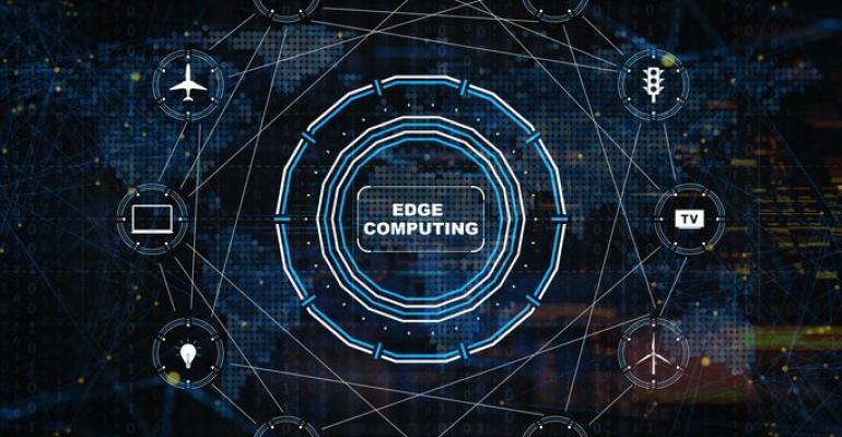 Edge computing concept art