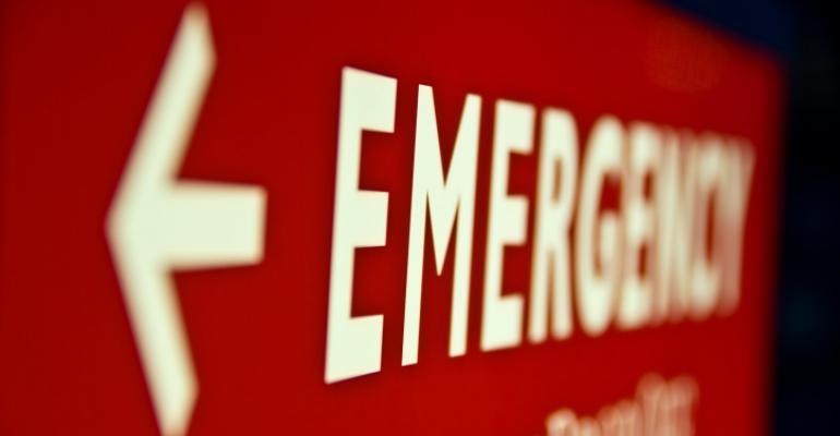 Sometimes, emergencies happen