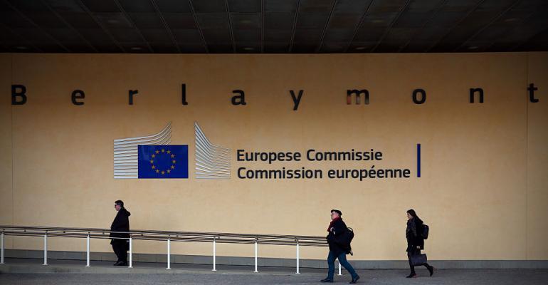 European Commission headquarters in Brussels, Belgium. 2016