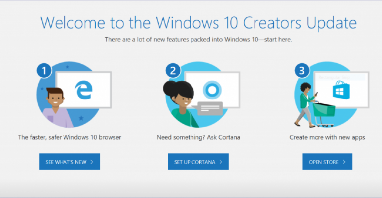 Windows 10 Creators Update Build 15048 Hands On and Updates
