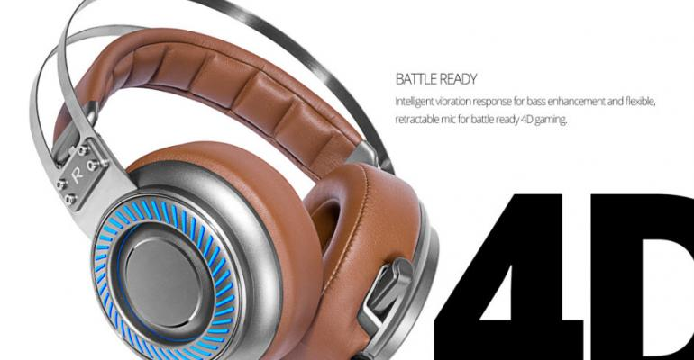 Review: iDeaUSA s408 Gaming Headphones
