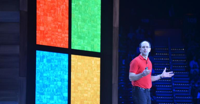 Microsoft Ignite: Day 1 Keynote Gallery