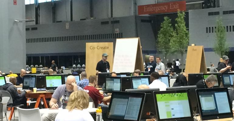 Gallery: Microsoft Ignite Expo Show Floor