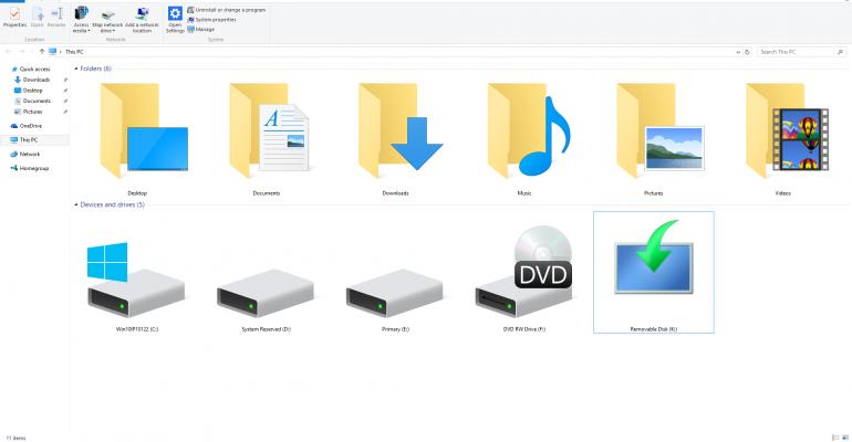 Gallery: Windows 10 build 10125