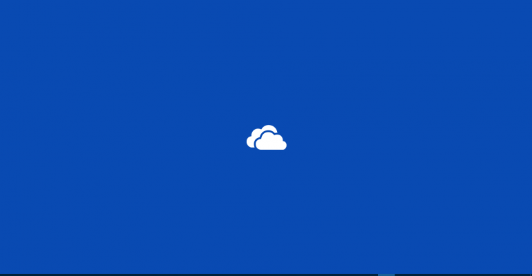 OneDrive Universal Windows Platform App Released for Windows 10 PCs