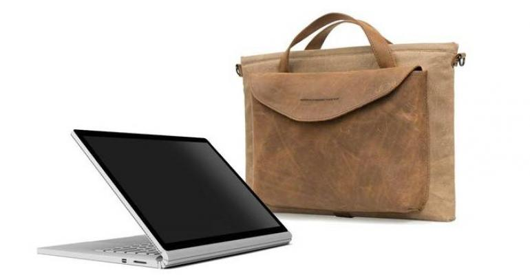Review: WaterField Designs Syde Surface Book Case