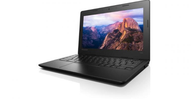 First Look: Lenovo ideapad 100S Chromebook
