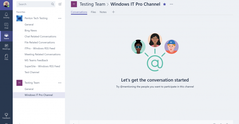 Quick Tip: How To Create a Channel in Microsoft Teams
