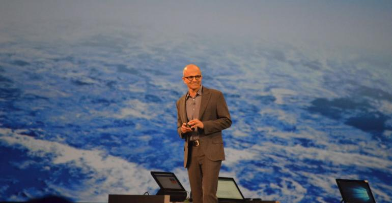 Gallery - Day 1 Vision Keynote at WPC 2015