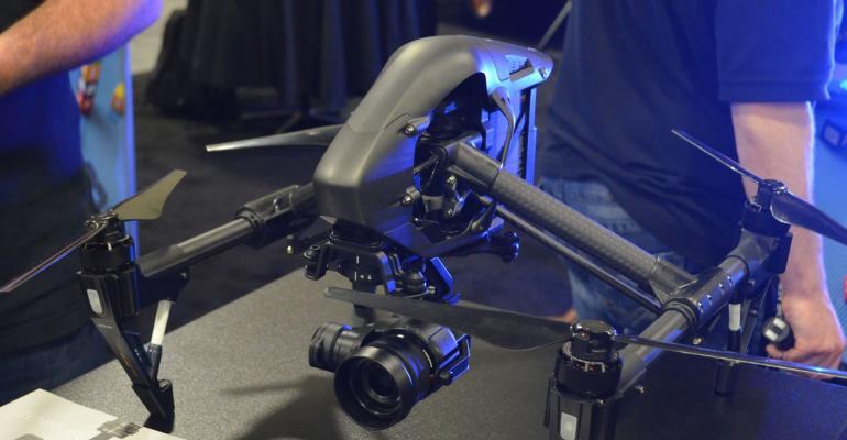 IoT Expo: Drones, Drones, Drones