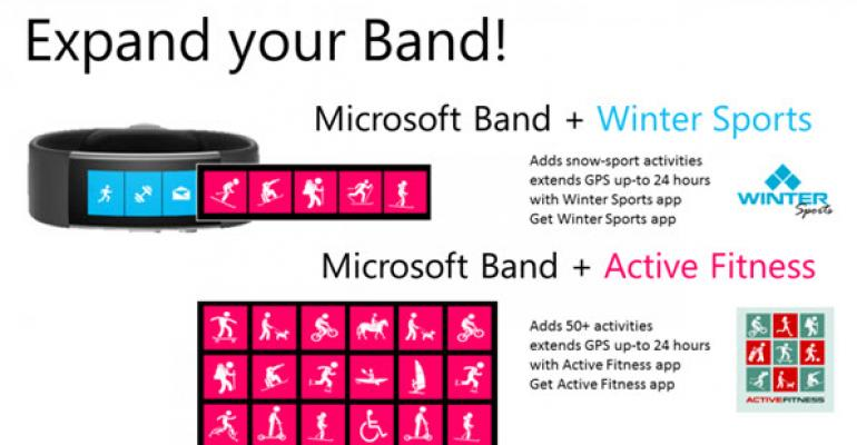 Active Fitness Adds Microsoft Band Support in Time for Build