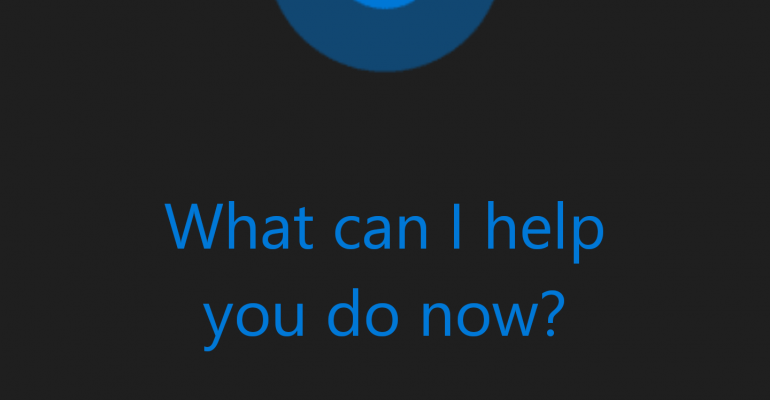 Gallery - Cortana on Android