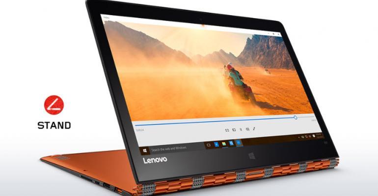 First Look: Lenovo Yoga 900