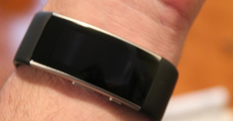First Look: Microsoft Band v2 Hardware
