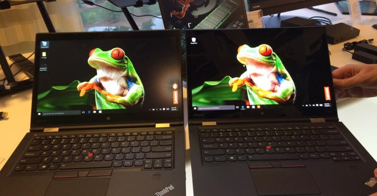 CES 2016: Hands on with Lenovo