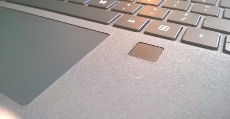 How to: Set Up Fingerprint Login for the Surface Pro 4 and Surface Pro 3