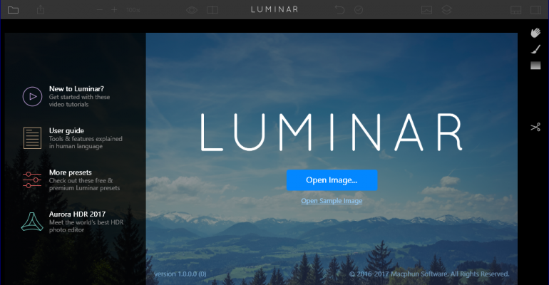 Popular Mac Image Editing Software Luminar Coming to Windows 10