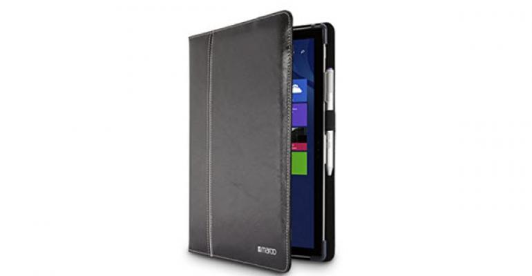 Product Review: Maroo Leather Folio Case for Surface Pro 3