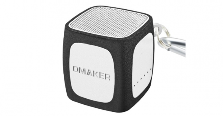 Omaker Portable Bluetooth 4.0 Speaker with 12 Hour Playtime