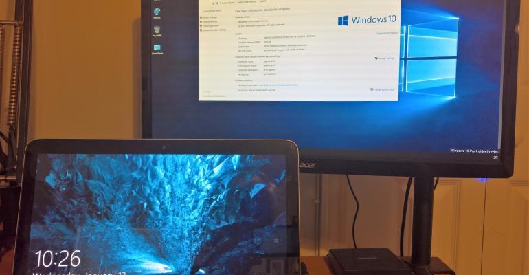 Remote Desktop Preview UWP App Gallery