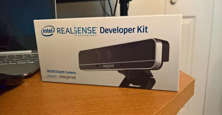 Intel RealSense SR300 DevKit Camera and Windows Hello