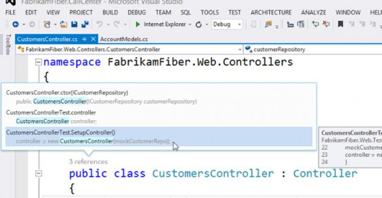 Top Visual Studio 2013 Features from Microsoft TechEd North America 2013