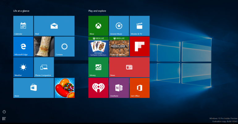Hands on with Windows 10 Build 10565: What's new and improved