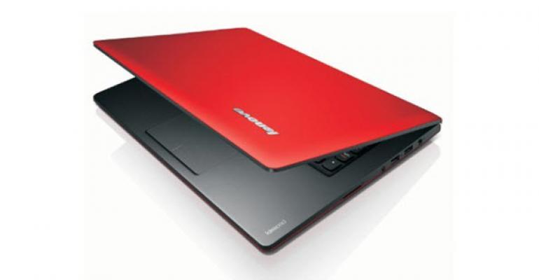 First Look: Lenovo ideapad 100S Running Windows 10