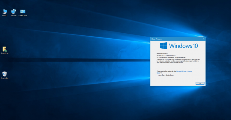 How to create installation media for Windows 10 November Update