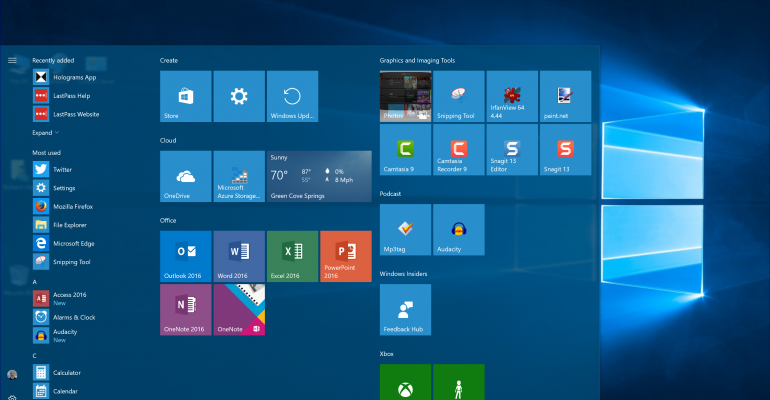 Hands On: Windows 10 Creators Update Build 15046