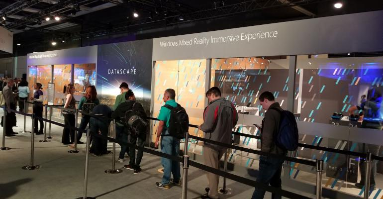 COMPUTEX: Microsoft and OEM Partners Show Off Mixed Reality Headsets