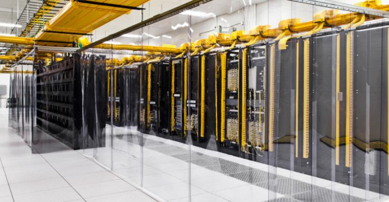 google data center network room council bluffs