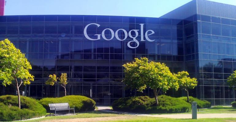 It's the Google campus